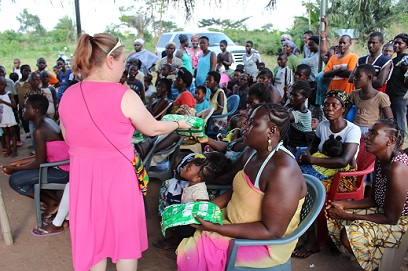 Marantha Missions - Medical Out reach in Villages accros Ghana